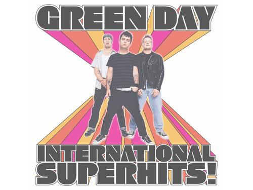 GREENDAY INTERNATIONAL SUPERHIS!